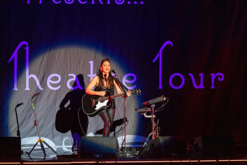 KT Tunstall was the support act.