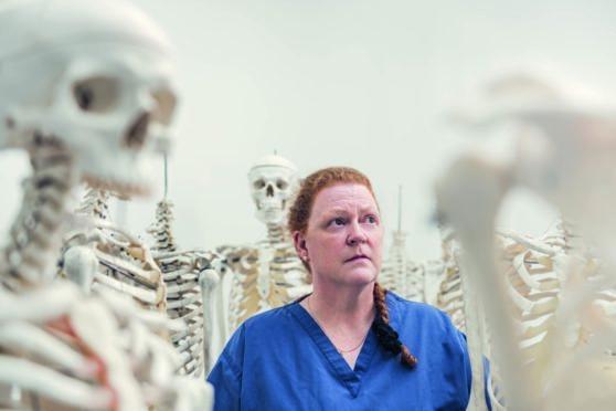 Professor Sue Black.