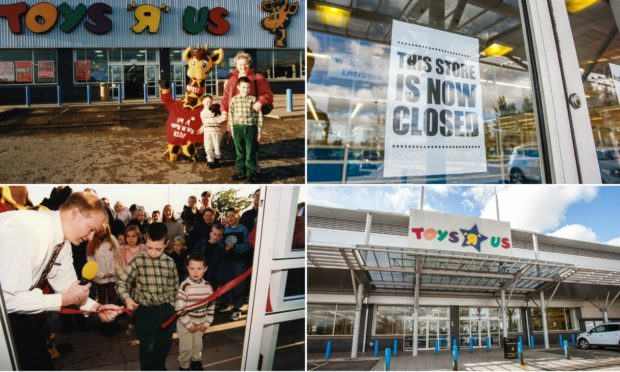 Pictures Then And Now Dundee S Toys R Us Has Closed Its Doors For
