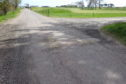 The scene of the accident at Carnoustie Golf Links.