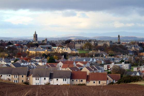 St Andrews.