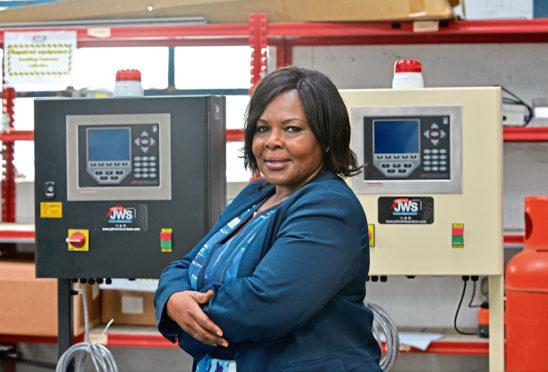Joyce Onuonga, managing director of John White & Son