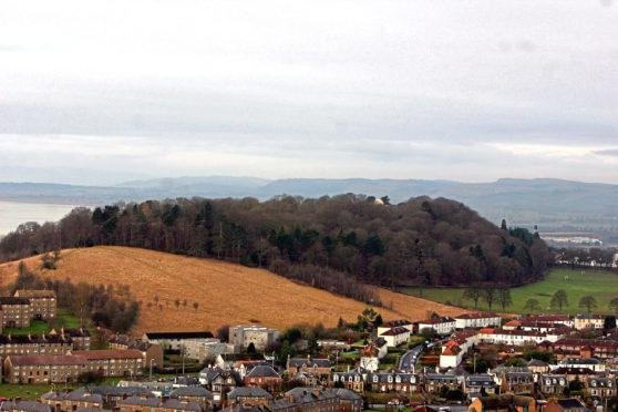 Balgay Hill, Dundee.
