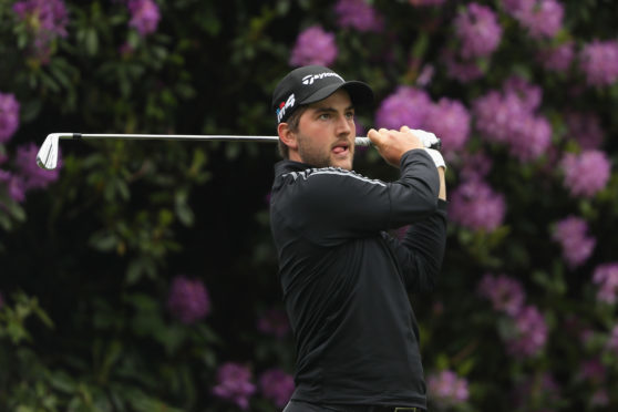 Bradley Neil is on four-under going into the weekend at the BMW PGA.