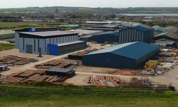 New £31m subsea centre of excellence in Montrose creates 160