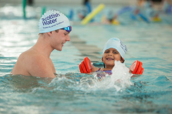 Mr Loweden said teaching youngsters to swim is fundamentally important, even if it means them missing some classroom subjects. (library photo)