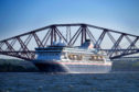 The Balmoral at Rosyth.