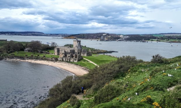 Stunning Inchcolm Island is easily reached with a Maid of the Forth boat trip.