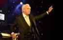 Music legend Tony Christie.