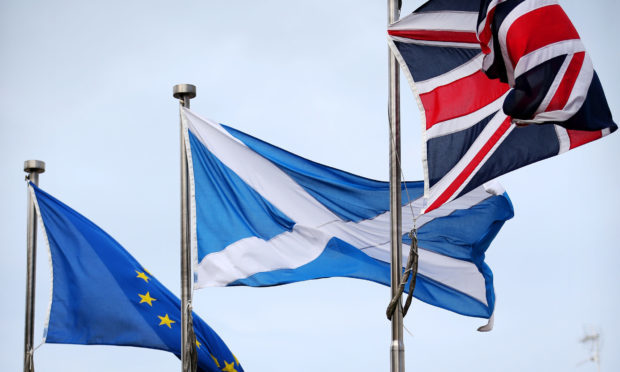 "The £99m Scottish meat industry is warning against a ""no deal"" Brexit"