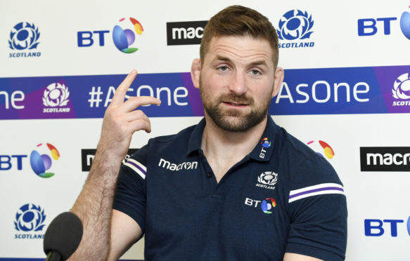 6 Nations John Barclay is one of several top names rested by Gregor Townsend for Scotland's summer tour.