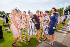 IN PHOTOS: Weather in fine form for Perth Racecourse Ladies Day
