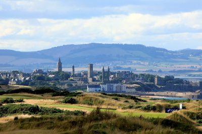 Fairmont St Andrews is one of the host courses for Senior Open qualifying.