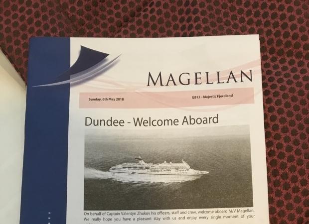 Magnificent Magellan