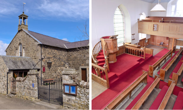St Madoes Church