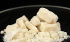 A stock photo of crack cocaine.