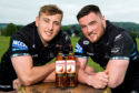 Glasgow Warriors' Matt and Zander Fagerson launch Glasgow's Perth date in August.