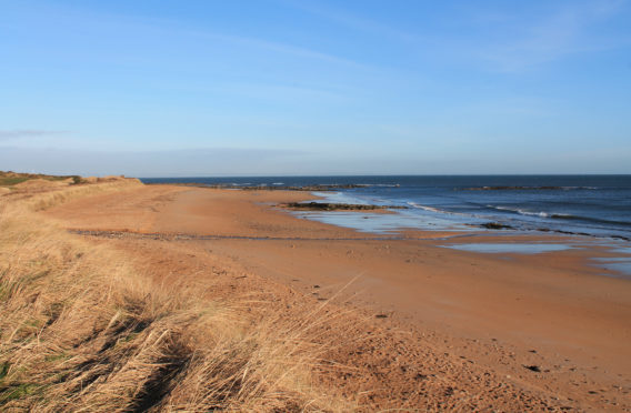 The discovery of a woman's body on the foreshore at Kingsbarns in 1971 is one of the cases being looked at by investigators.