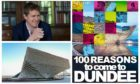 100 Reasons to visit Dundee.