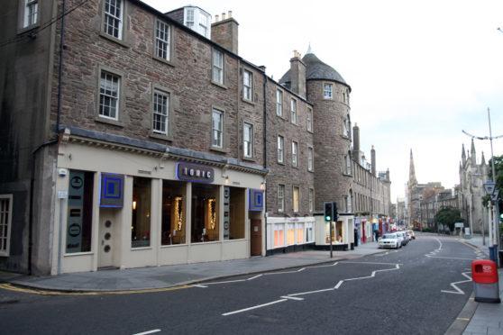 Dundee's Nethergate