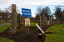 The dog fouling problem has recently been highlighted at a graveyard in Halbeath - but it's happening all over the Kingdom.