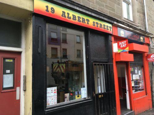 19 Albert Street.