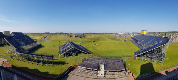 Pic credit: Carnoustie Golf Links