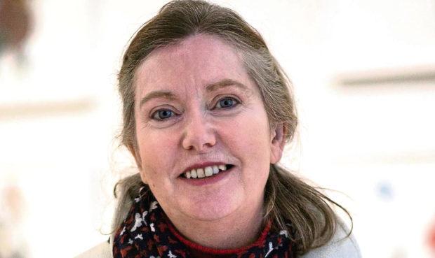 Beth Junor runs The Junor Gallery in South Street, St Andrews.
