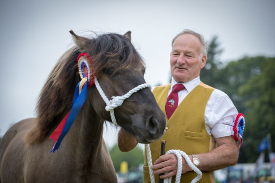 Islay Malt won the Millennium Trophy