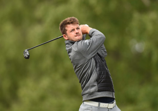David Law shot a final round 67 to win the SSE Scottish Hydro Challenge.