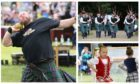 The 2018 Strathmore Highland Games