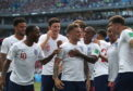 There were a lot of England goals to celebrate on Sunday.
