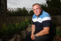 Ex-serviceman Alastair McLean.