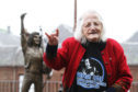 Eliza Williamson was born in 1918 and is a long-timeAC/DC fan.