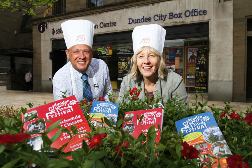 Dundee Food And Flower Show  Tickets