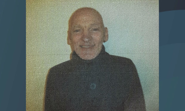 Missing man James Weir. Image supplied by police.