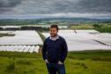 Ross Mitchell of Castleton Farm.