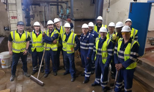 Baker Hughes European footsoldiers get stuck in at the deep end to