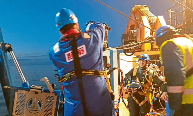 Fife headquartered Briggs Marine is expanding its global footprint