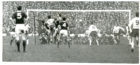 Alan Gilzean's winning goal for Scotland against England.