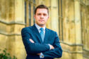 Ross Thomson, MP for Aberdeen South, who stood down on Sunday afternoon.