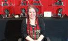 Monica Milton of Monica Milton Jewellery of Fife