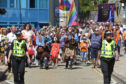 A previous Fife Pride event.