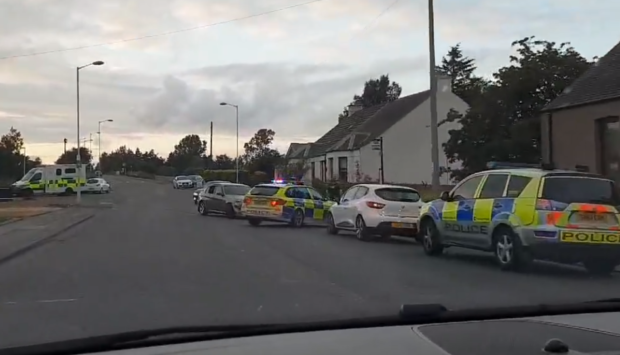 Road rage smashes and mass brawl reported during chaotic