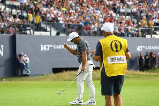 McIlroy eager to play with British Open champion Molinari in Ryder Cup