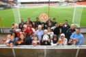 The Dundee United tickets for kids scheme, launched at Tannadice.