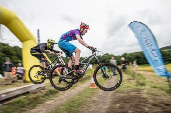 The Eliminator MTB Weekender will return to Parkhill Farm. Picture by Ian Potter, PK Perspective