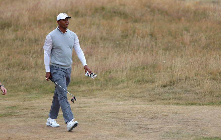 Woods says British Open has become best shot at a major