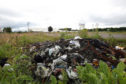 The former auction mart has been a magnet for fly tipping, but could this change with the new app?