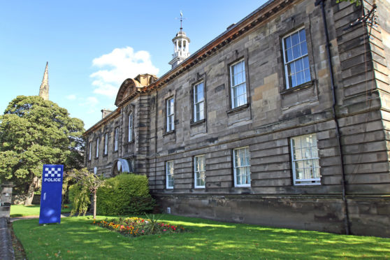 Kirkcaldy's main police station is expected to host court business as early as October 2019.